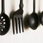 レトロな調理道具